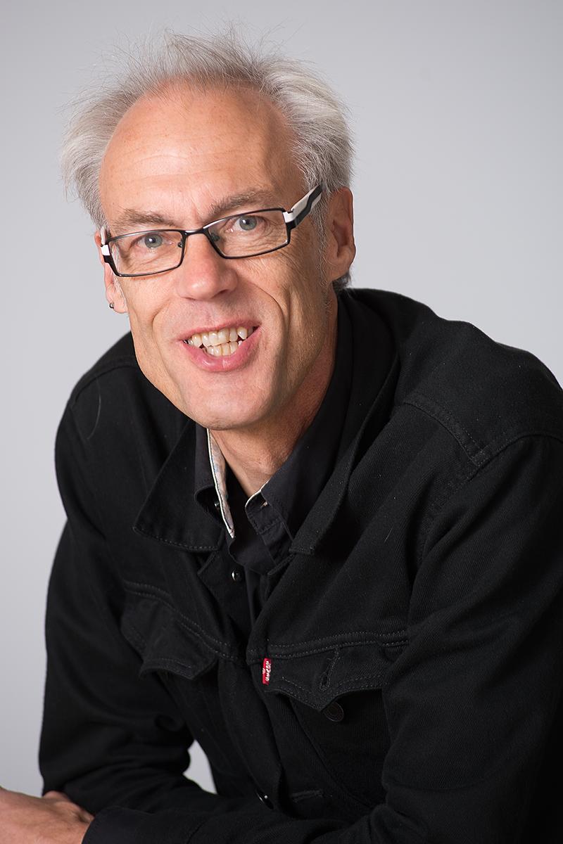portret Jan van den Brink