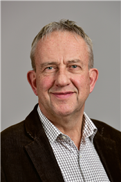 portret Fred van Anrooy