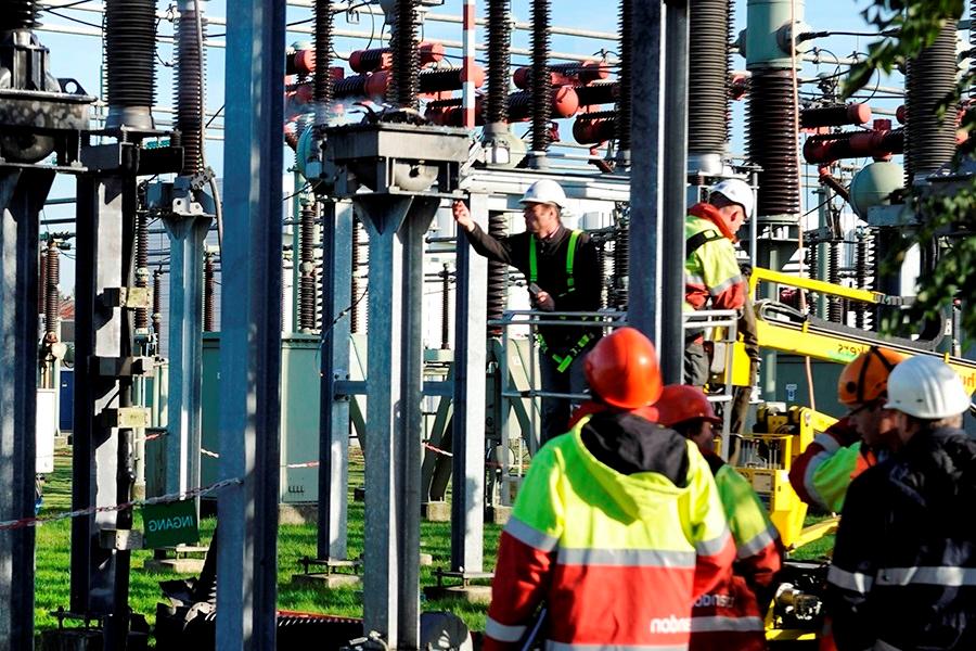 Energie Productiebedrijven