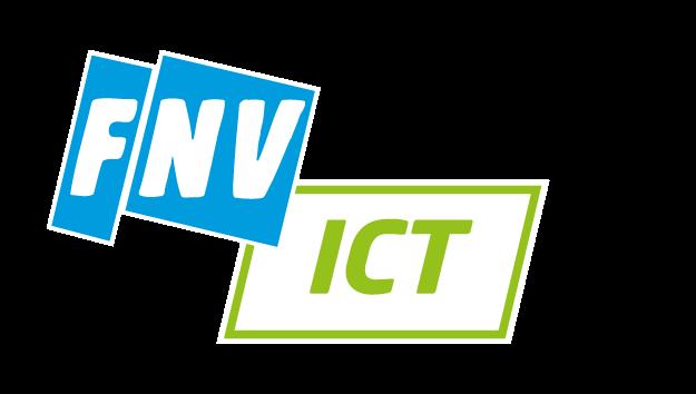 Logo FNV ICT