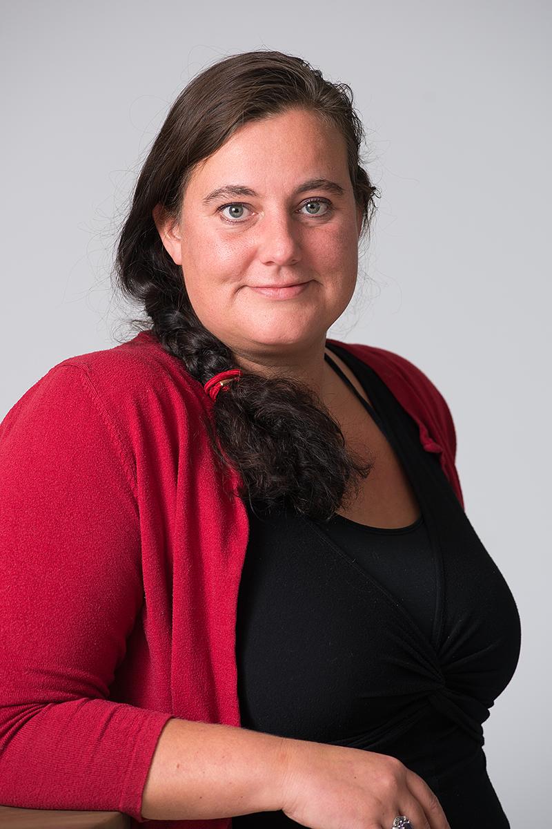 portret Minke Jansma