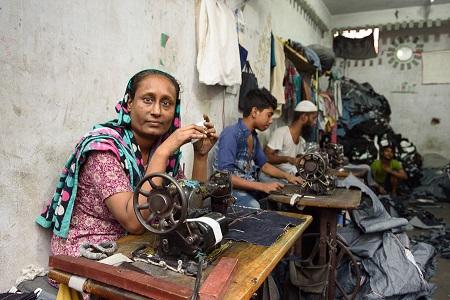 Textielindustrie Bangladesh