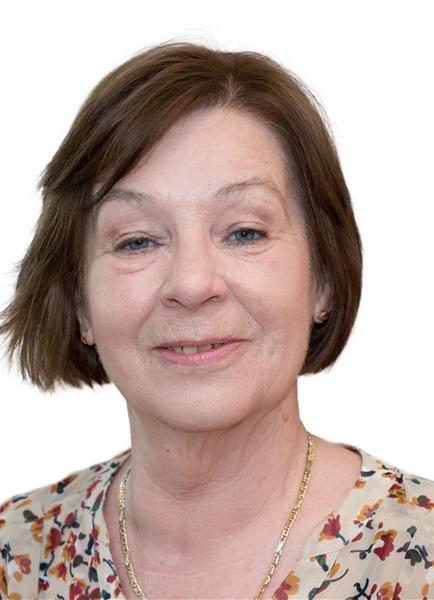 portret Marijke Robbe
