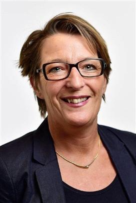 portret Debbie van Leiden
