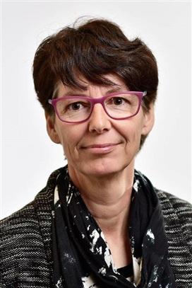 portret Ilse van de Weiden