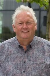 portret Henk van der Wal